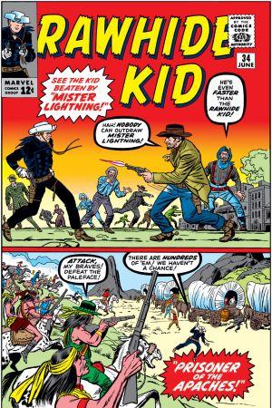 Rawhide Kid (1955) #34