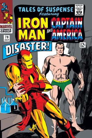 Tales of Suspense (1959) #79