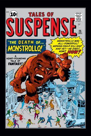 Tales of Suspense (1959) #25