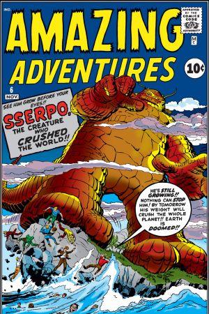 Amazing Adventures #6