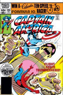 Captain America (1968) #266