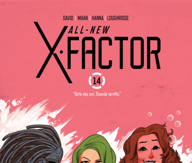 cover from All-New X-Factor (2013) #14