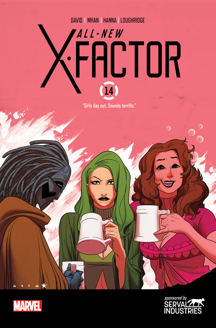All-New X-Factor (2014) #14