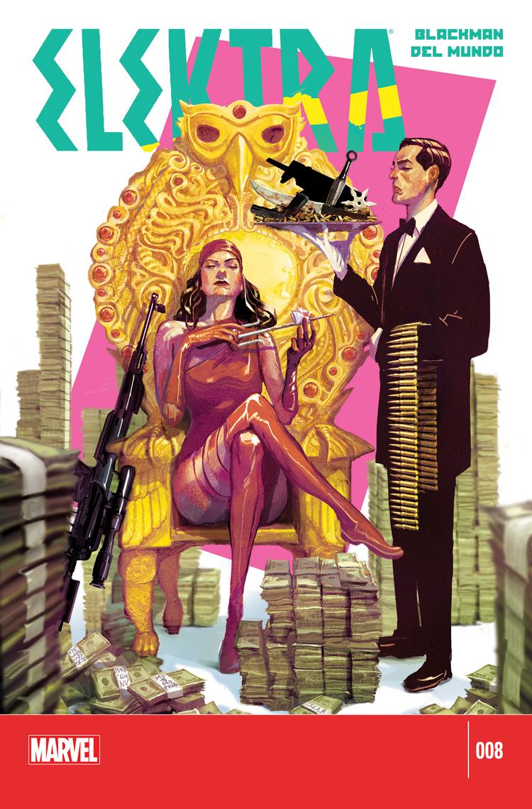 Elektra (2014) #8