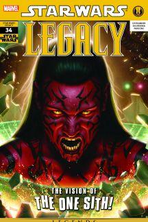 Star Wars: Legacy #34