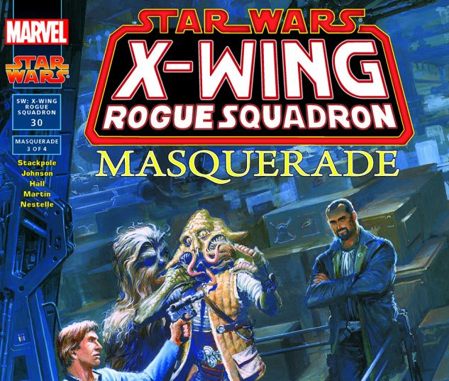 Star Wars: X-Wing Rogue Squadron (1995) #30