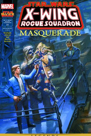 Star Wars: X-Wing Rogue Squadron #30