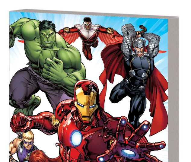 MARVEL UNIVERSE ALL-NEW AVENGERS ASSEMBLE VOL. 1 DIGEST