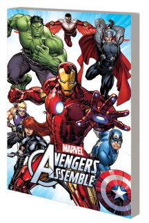 Marvel Universe All-New Avengers Assemble (Digest)