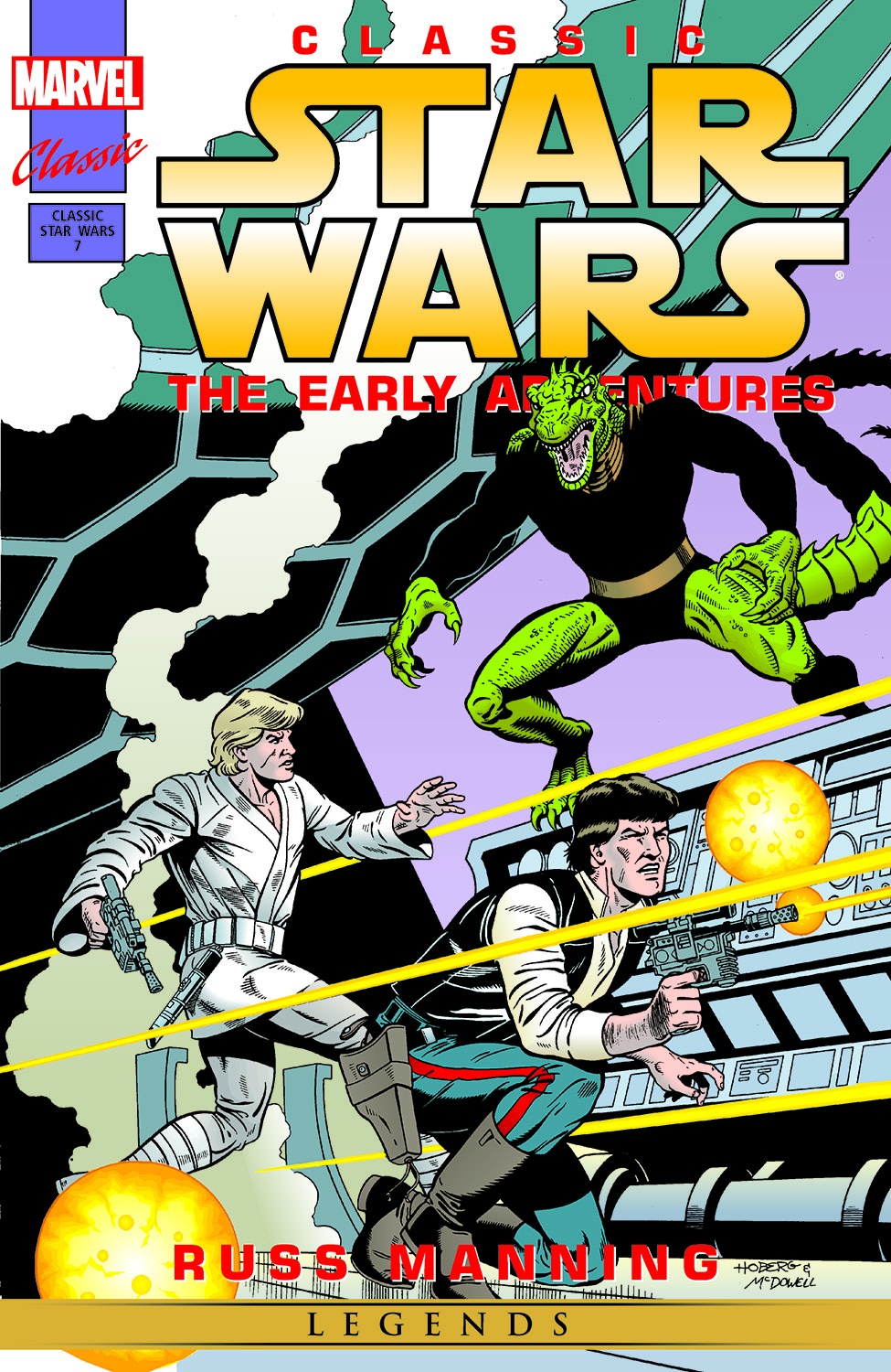 Classic Star Wars: The Early Adventures (1994) #7