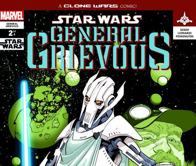 Star Wars: General Grievous (2005) #2