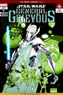 Star Wars: General Grievous #2