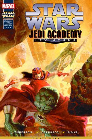 Star Wars: Jedi Academy - Leviathan #4