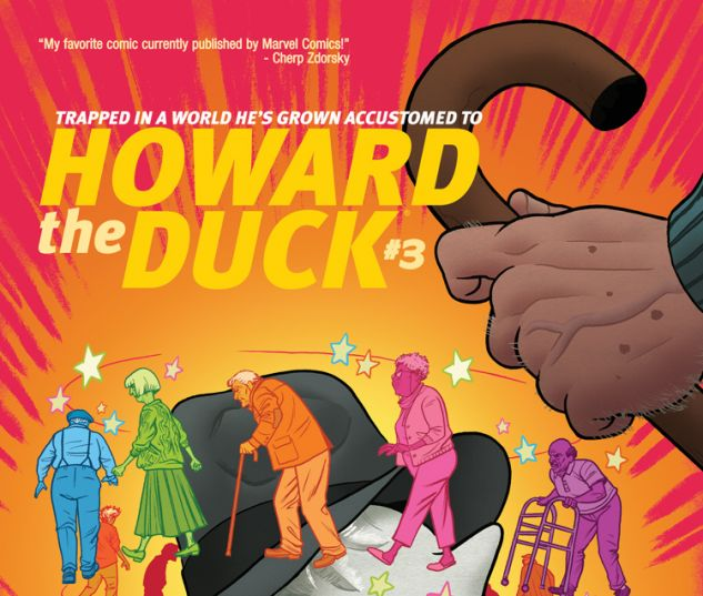 HOWARD THE DUCK 3 (WITH DIGITAL CODE)