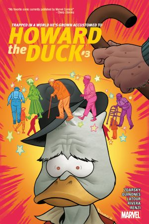 Howard the Duck (2015) #3