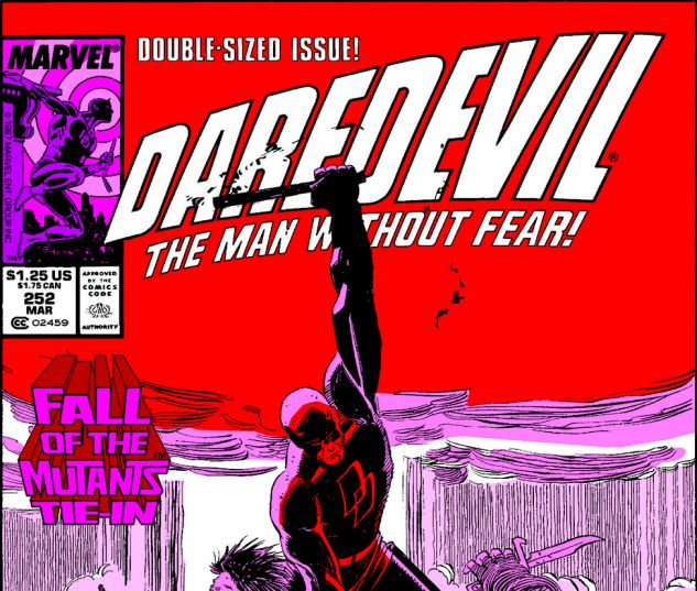 Daredevil (1963) #252