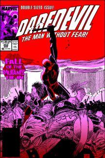 Daredevil (1964) #252