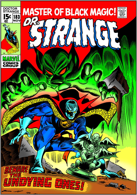Doctor Strange (1968) #183