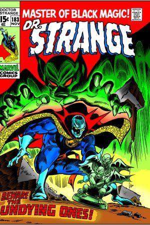 Doctor Strange #183