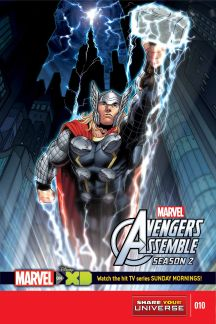 Marvel Universe Avengers Assemble Season Two #10