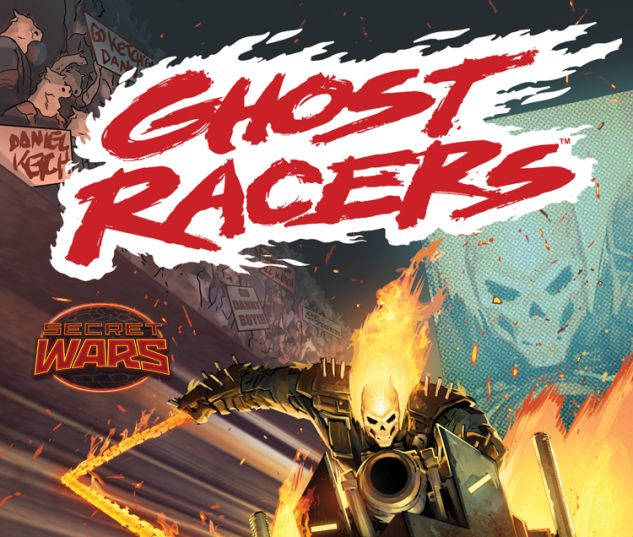 GHOST RACERS 2 GEDEON DANNY KETCH VARIANT (SW, WITH DIGITAL CODE)
