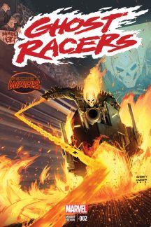 Ghost Racers (2015) #2 (Gedeon Danny Ketch Variant)