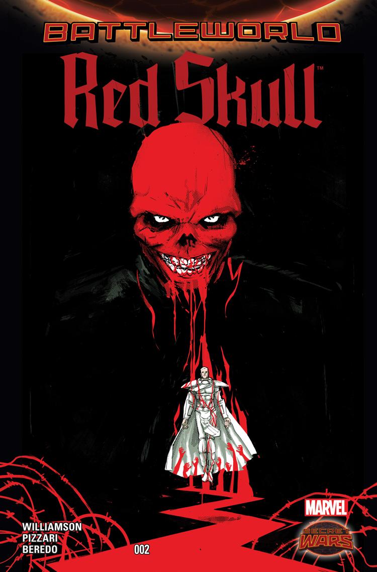 Red Skull (2015) #2