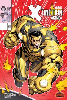 X-Tinction Agenda (2015) #3
