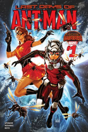 Ant-Man: Last Days #1