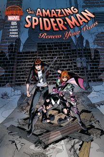 Amazing Spider-Man: Renew Your Vows (2015) #5