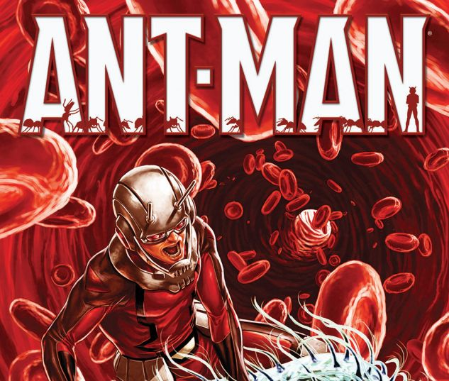 cover from Ant-Man (2015) #5