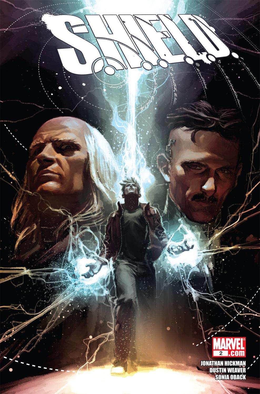 S.H.I.E.L.D. (2011) #2