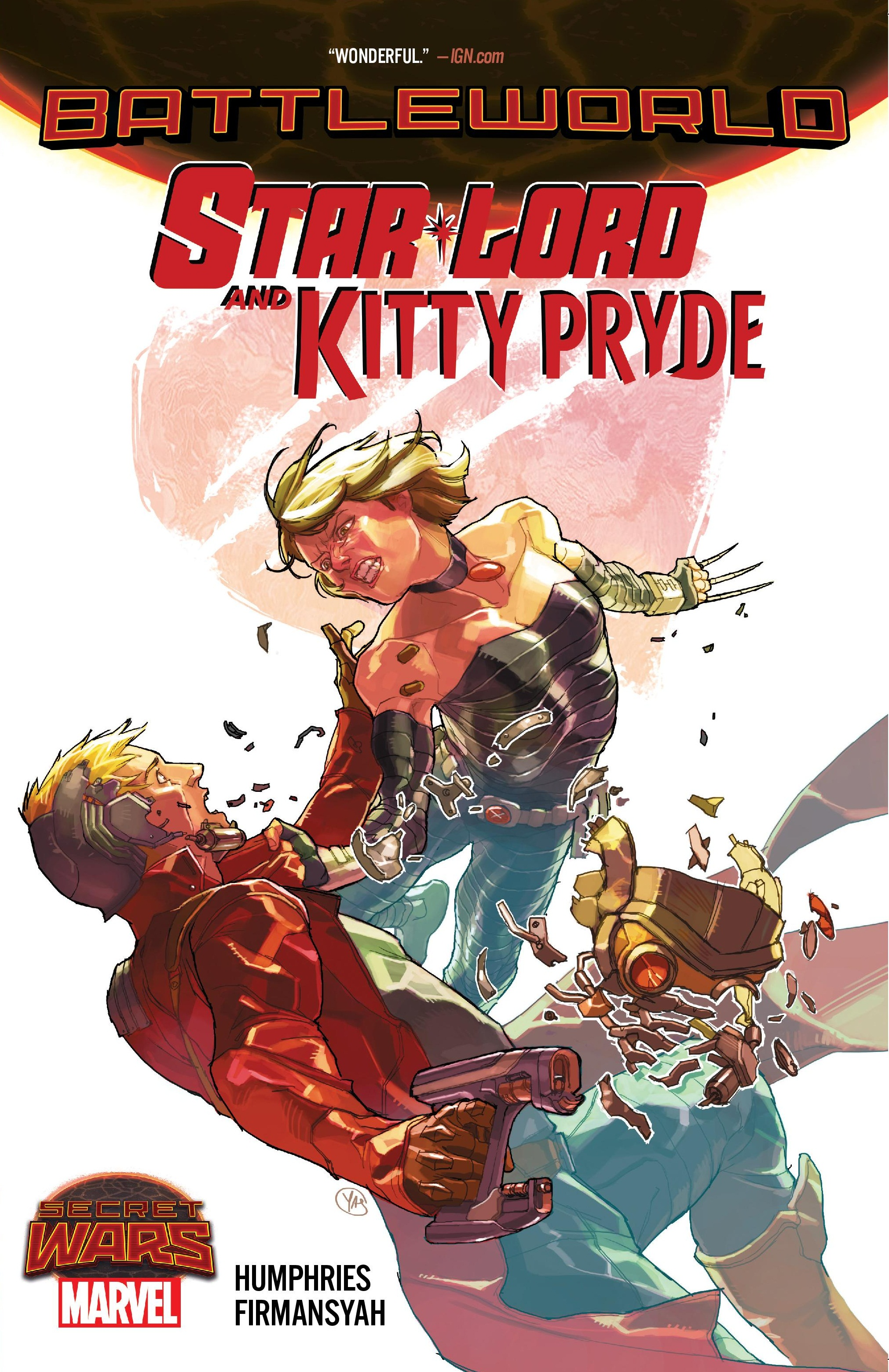 Star-Lord & Kitty Pryde (Trade Paperback)