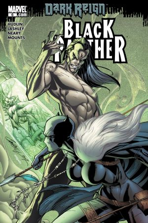 Black Panther (2009) #6