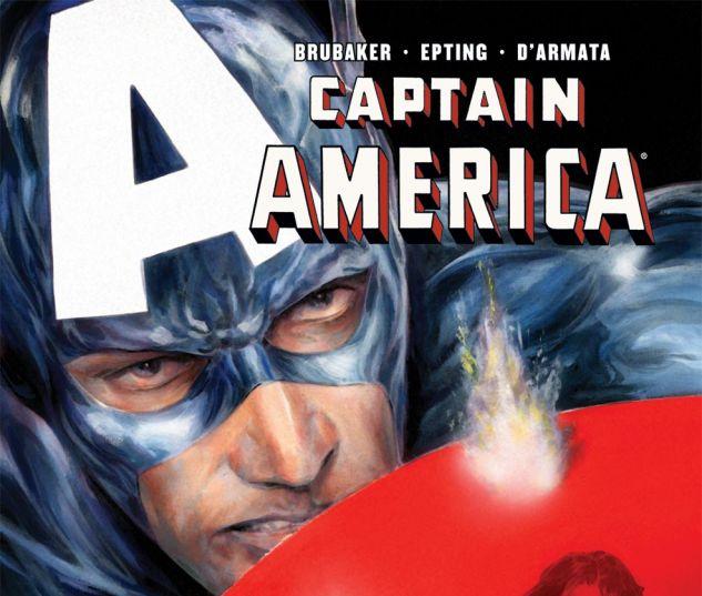 CAPTAIN AMERICA (2004) #37 Cover