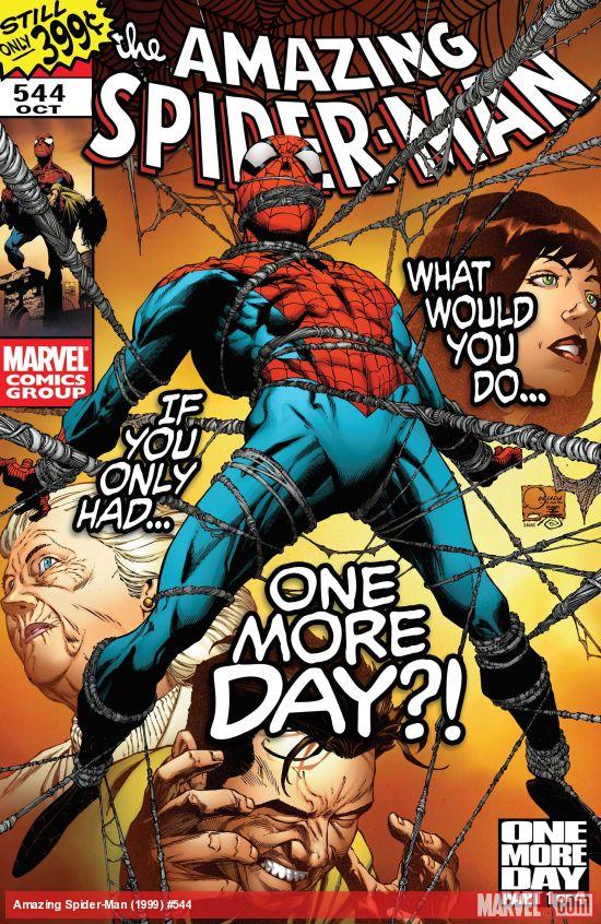 Amazing Spider-Man (1999) #544