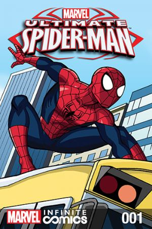 Ultimate Spider-Man Infinite Digital Comic #1