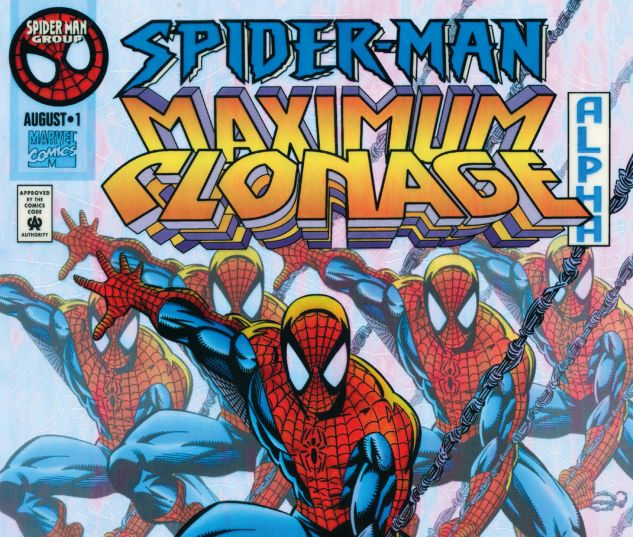 Spider-Man: Maximum Clonage Alpha