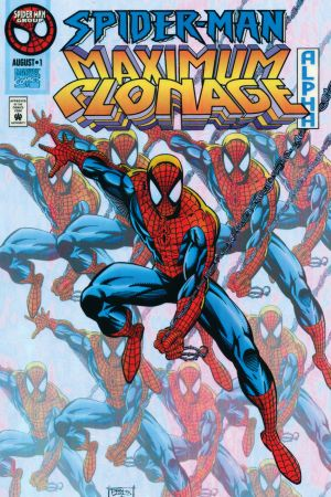 Spider-Man: Maximum Clonage Alpha #1
