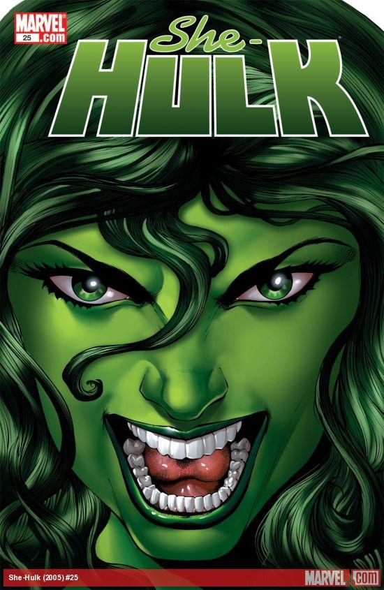 She-Hulk (2005) #25
