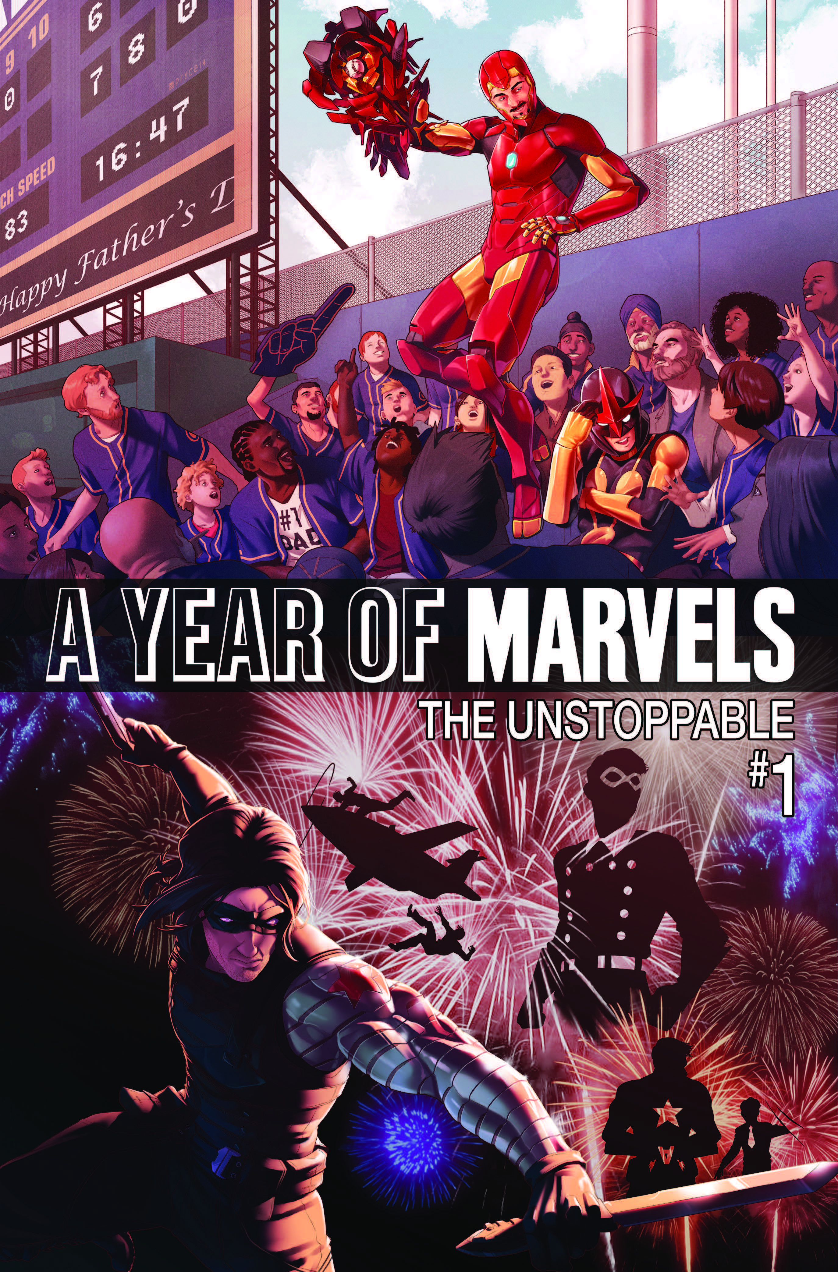 A Year of Marvels: The Incredible (2016) #3
