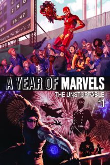 A Year of Marvels: The Incredible #3