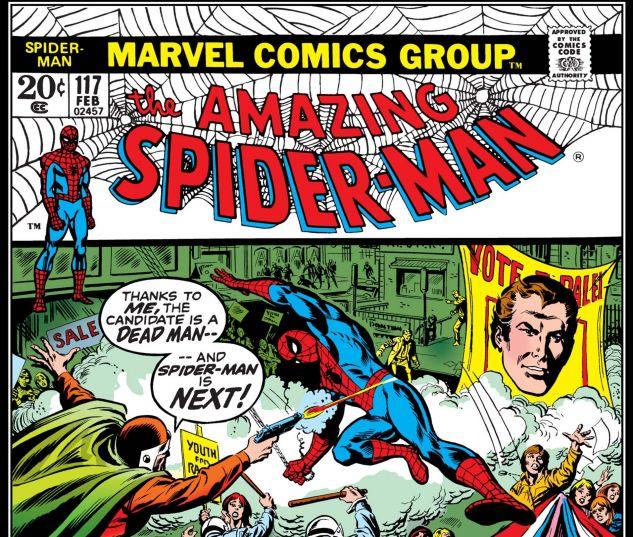 Amazing Spider-Man (1963) #117