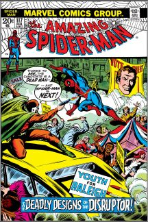 The Amazing Spider-Man (1963) #117