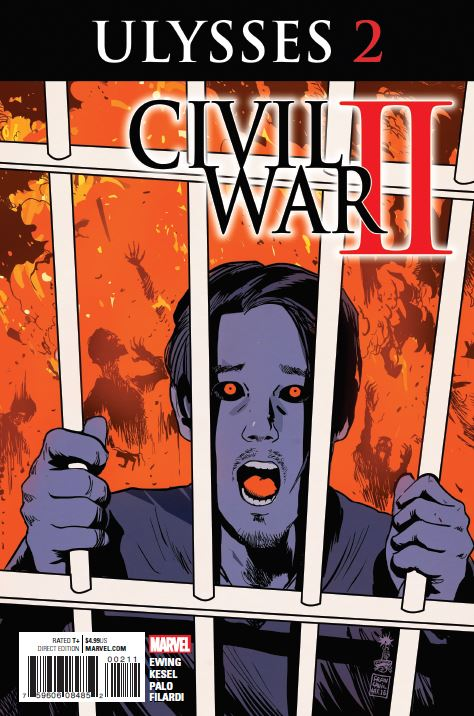 CIVIL WAR II: ULYSSES  (2016) #2