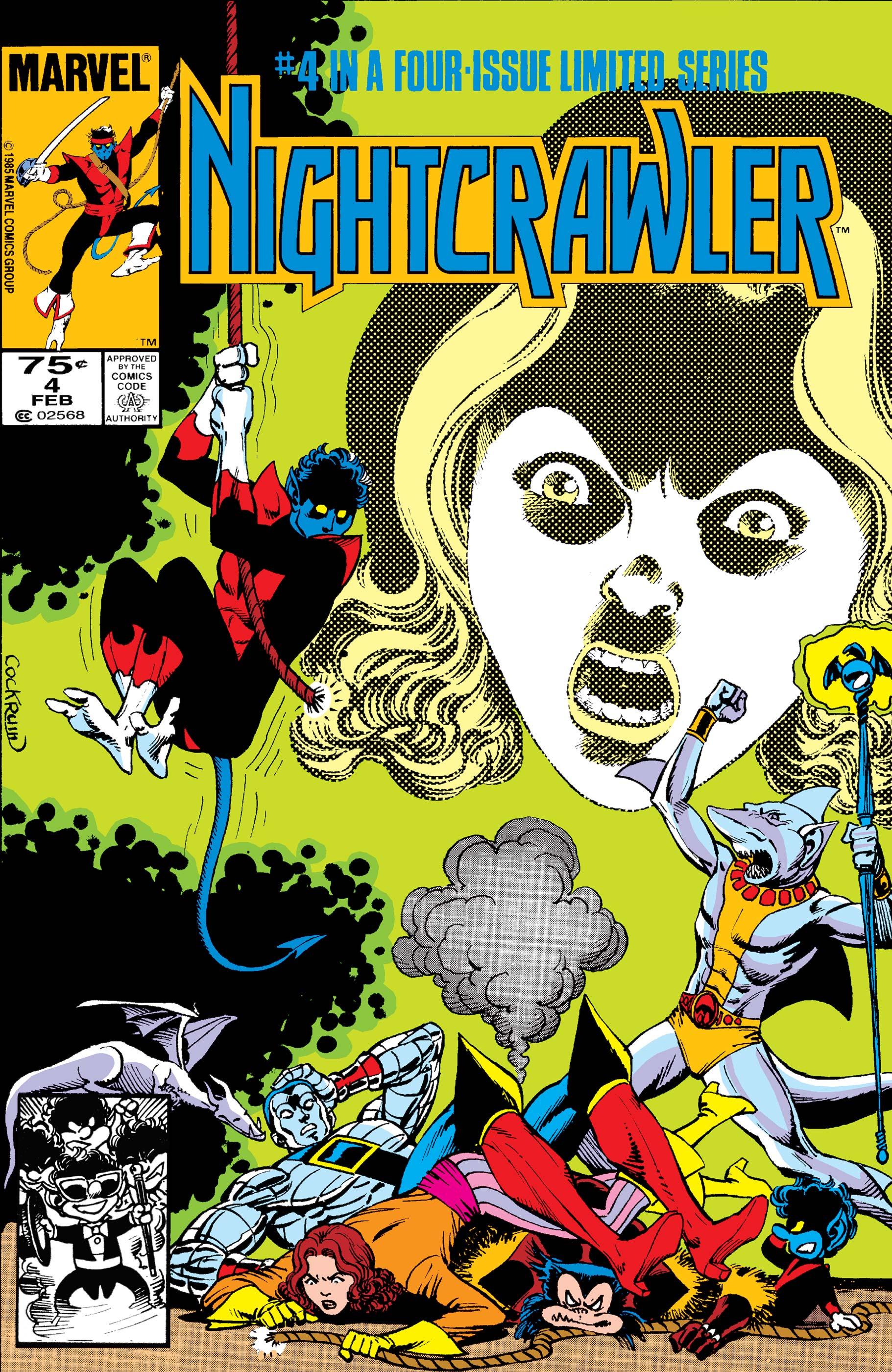 Nightcrawler (1985) #4