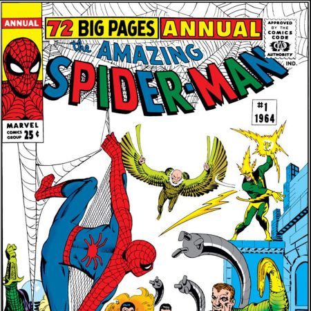AMAZING SPIDER-MAN ANNUAL (1964-present)