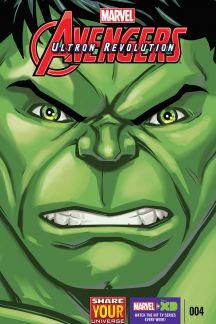 Marvel Universe Avengers: Ultron Revolution #4