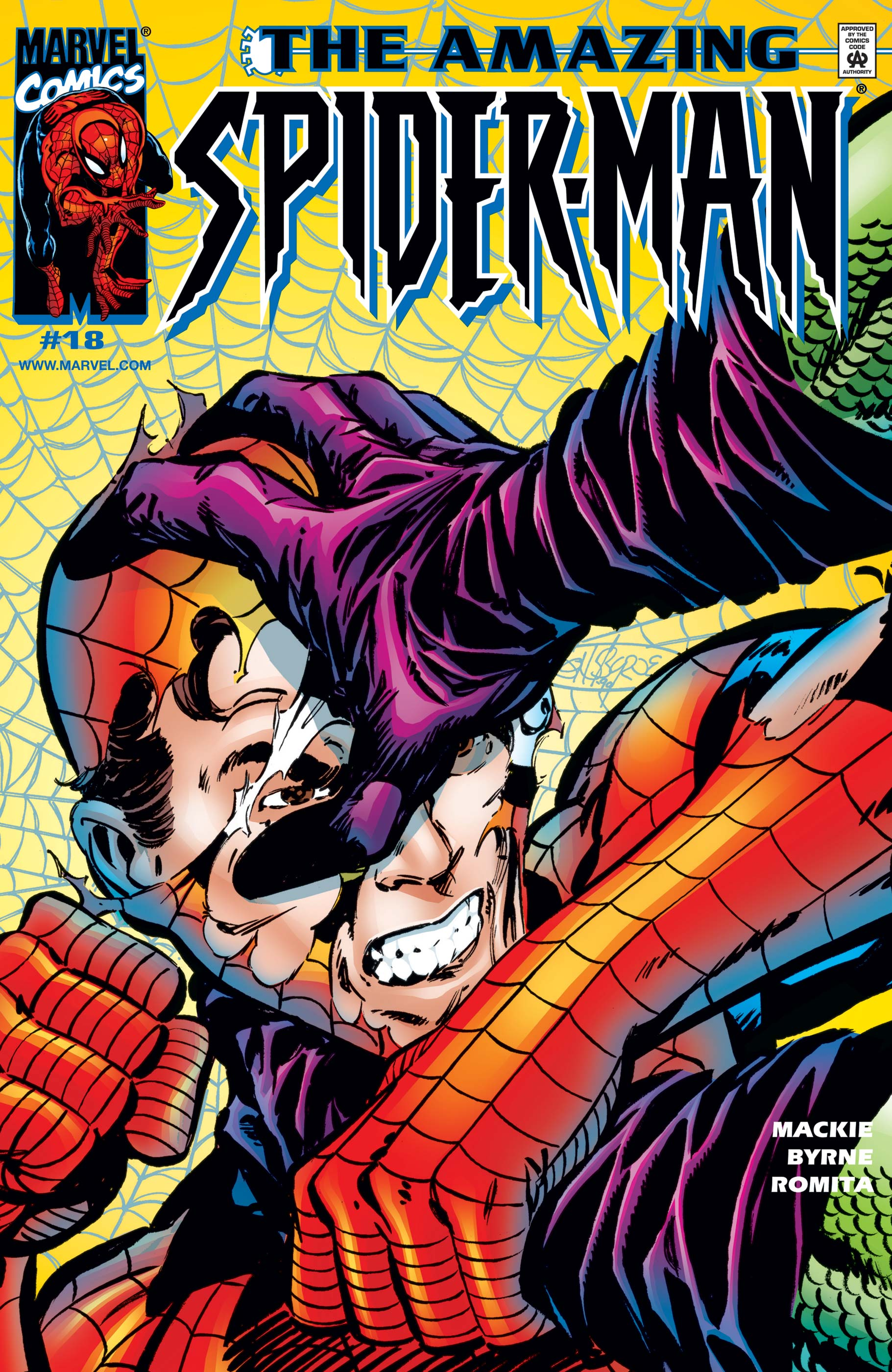 Amazing Spider-Man (1999) #18