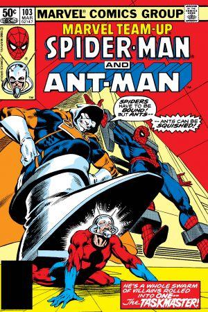 Marvel Team-Up #103